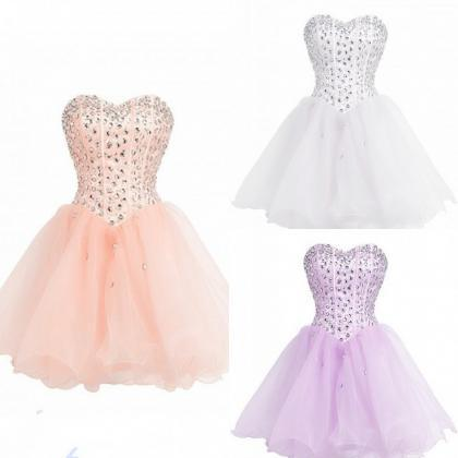 Graduation dress,short party dress,..