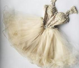 Tulle Party Dress,S..