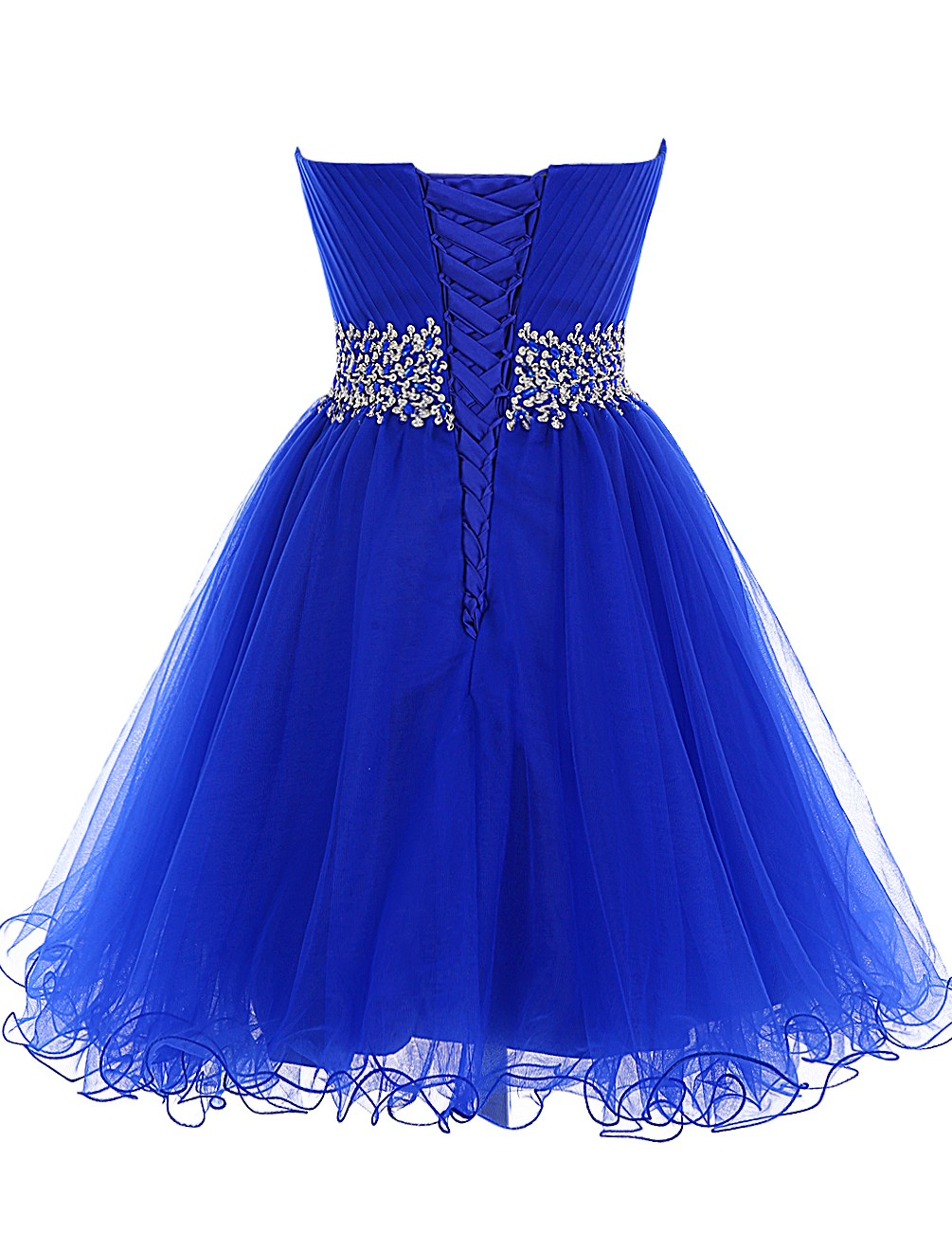 d2255da09d0 Royal Blue Sequin Short Prom Dress - Data Dynamic AG