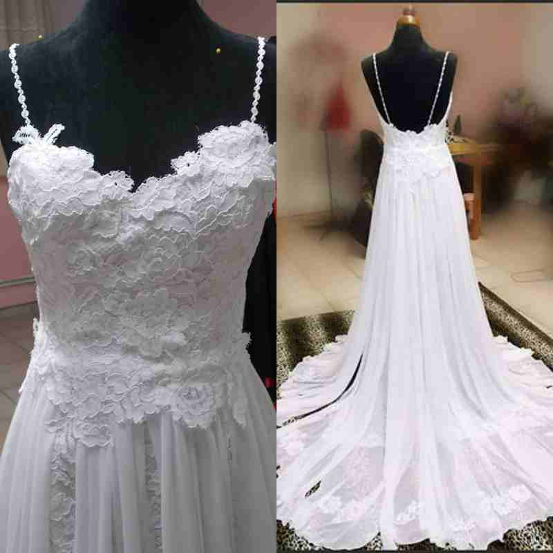 wedding dress,real image beach wedding dresses vestidos de novia a