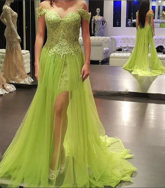 High Quality Prom Dress,Tulle Prom Dress,AppliquesProm Dress,Off the Shoulder Prom Dress, A-Line Prom Dresses,Wedding Guest Prom Gowns, Formal Occasion Dresses,Formal Dress