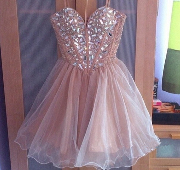 Homecoming Dress, A-line Sweetheart Homecoming Dresses, Tulle Graduation Dress ,Short Prom Dresses,Pink Homecoming dresses,Homecoming dresses,Wedding Guest Prom Gowns, Formal Occasion Dresses,Formal Dress