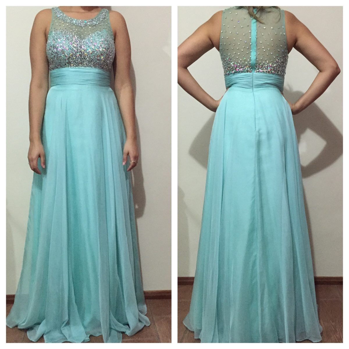 Prom Dress, Luxury Long Prom Dresses ,chiffon Party Dress,Fashion ...
