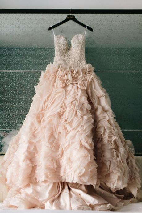 Wedding Dresses,Ball Gown Wedding Dress, Tulle Wedding Dress, Wedding Dress ,new Wedding Dress