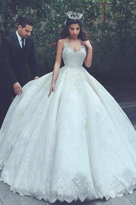 lace wedding gowns,princess wedding dress,ball gowns wedding dress,vintage wedding dress,wedding dresses