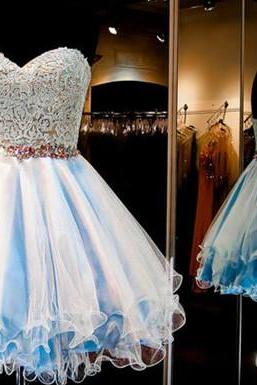 Charming Homecoming Dresses,New Prom Dress, Homecoming Dress,Prom Gown,Short Party Dress