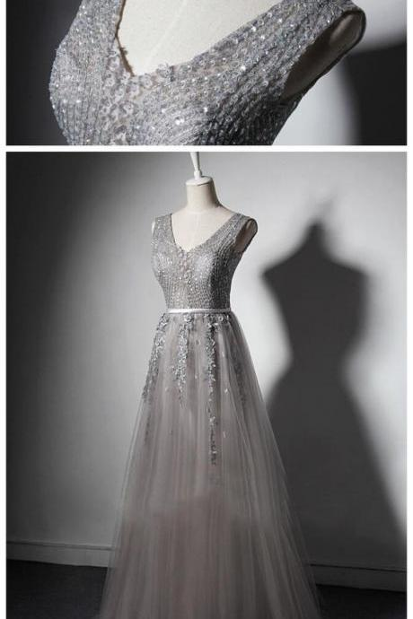 Tulle Prom Dress, Formal Evening Dress, Women Dress,Prom Gowns, Formal Women Dress