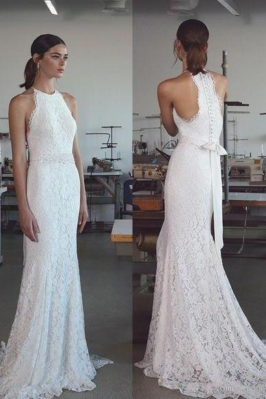 Wedding Dress,Wedding Dresses,Lace Mermaid Wedding Dresses,Long Bridal Dress