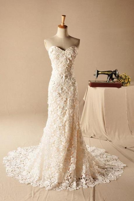 wedding dresses, Weddings Clothing Wedding Gown ,white bridal gown lace wedding dress, long wedding dress, berta wedding dress, beach wedding dress , Clothing custom weddingdress, lace wedding gown, wedding gown, bridal dress, ball gown dress, puffy wedding