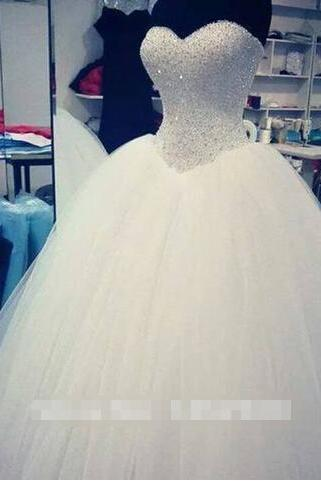 wedding dresses Real Sample Actual Sample 2017 Crystal Beading Sweetheart PROM dresses wedding dresses Custom Made wedding Dress formal hot, For Weddings,Wedding Gowns,Bridal Dresses, Bridal Wedding Gown,Bridal Dress,custom wedding dresses