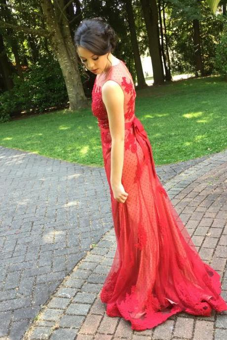 Prom Dress,Prom Dresses,Mermaid Prom Dresses,Red Formal Gowns,Appliques Prom Dresses Long, Prom Dress Long,Sexy Prom Dresses,Prom Dresses 2016,Sexy Party Dress,Long Red Prom Dresses,Prom Dresses Plus Size,girls party dress, sexy prom Dresses,homecoming dress , 2016 cheap long sexy prom dress .
