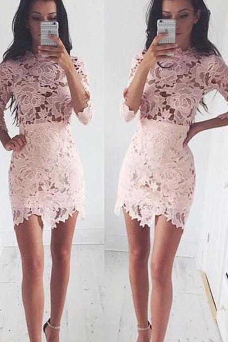sexy lace Custom Made Sweetheart Neck Short Prom Dresses, Short pink Homecoming Dresses, Homecoming Dresses, Off Shoulder Homecoming Dresses, Appliques Homecoming Dresses, Homecoming Dresses, Organza Homecoming Dresses, Short Prom Dresses, Cheap Homecoming Dresses, Juniors Homecoming Dresses,girls party dress, sexy prom Dresses,homecoming dress , 2016 cheap short sexy prom dress .