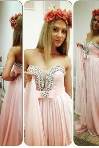 Charming Prom Dress,A Line Prom Dress,Chiffon Prom Dresses,Long Prom Dress,Evening Formal Dress,Women Dress, prom Gowns Plus Size, Cocktail Dresses, formal dresses,Wedding guests dresses