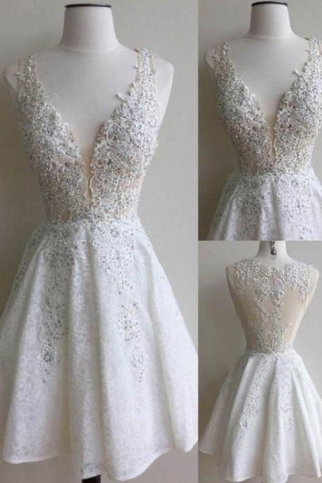 Homecoming Dresses, Charming Prom Dress,Beaded Prom Dress,Sexy Prom Dress,Short Homecoming Dress,Prom Gown