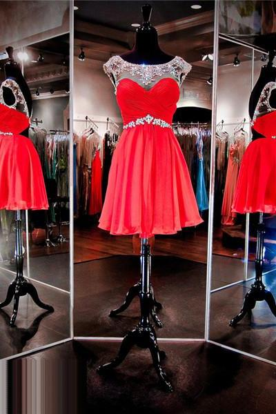 Sexy Homecoming Dress, Red Prom Dress,Short Prom Dress,Junior Prom Dress,Cheap Prom Dress,Prom Dress 2016,Chiffon Prom Dress, Prom Dress Short, Cheap Homecoming Dress, 8th Grade Prom Dress,Holiday Dress,Evening Dress Red, Short Evening Dress,Formal Dress, Red Homecoming Dresses, Graduation Dress, Cocktail Dress, Party Dress,Wedding Guest Prom Gowns, Formal Occasion Dresses,Formal Dress