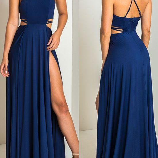 Royal Blue Prom Dress,Formal Gown,Prom Dresses,Evening Gowns,Formal Gown For Teens