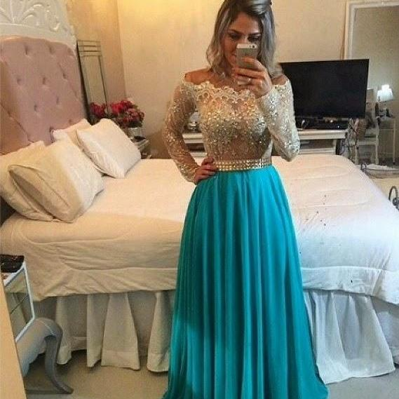 Blue Prom Dresses, Lace Prom Gowns,Prom Dresses,Lace Prom Dresses,Prom Gown,Prom Dress With Lace For Teens