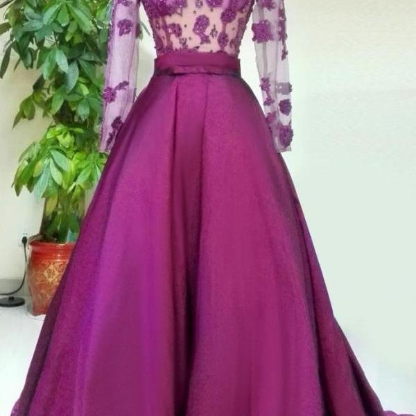 Prom Dress,New Long Sleeve Evening Dress,Sexy Evening Dress,Long Prom Dresses,Formal Dress,Floor-length Prom Dresses,Wedding Guest Prom Gowns, Formal Occasion Dresses,Formal Dress